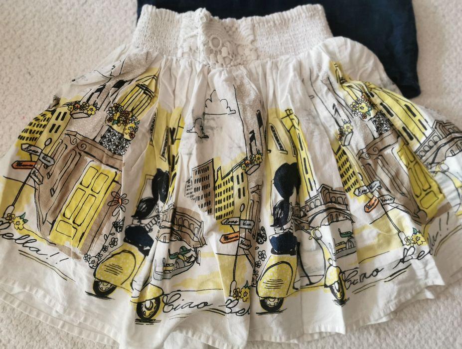 Spódnica sukienka reserved next zara Dębno - image 1