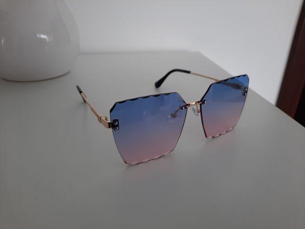 Okulary ombre nowe