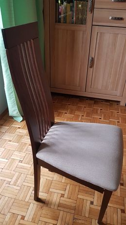 Krzesła 2szt. stan dobry