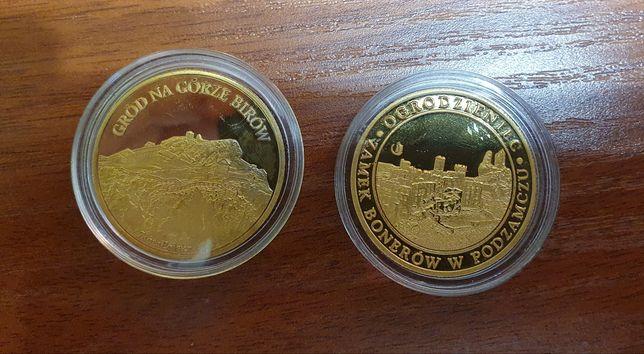 Medale Złota Polska
