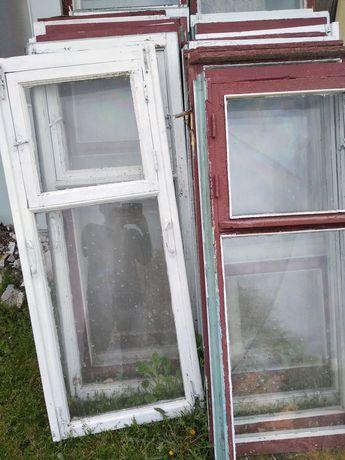 Віконні рами, двері