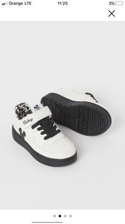 Nowe buty Miki H&M adidasy