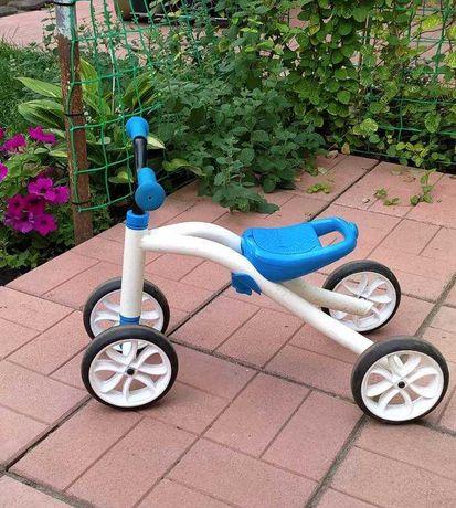 Продам детский четырехколесный велобег (велосипед) Chillafish