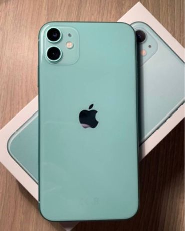 Продам IPhone 11 64 Gb Green Neverlok