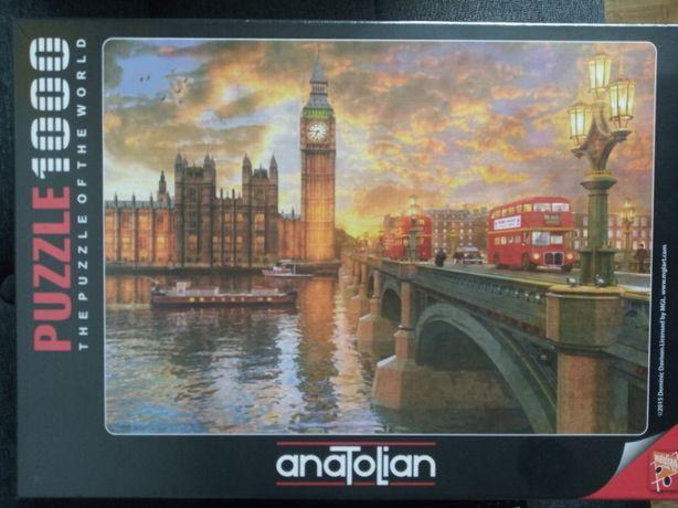 Anatolian Puzzle - Londyn 1000el NOWE