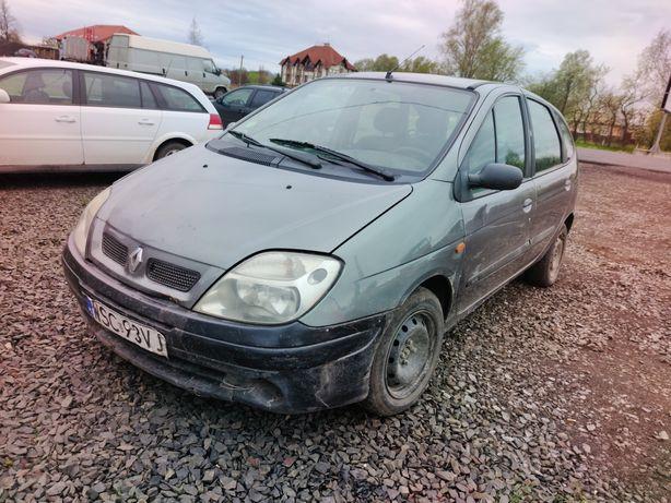 Renault megane scenic 1 рестайл 1.9