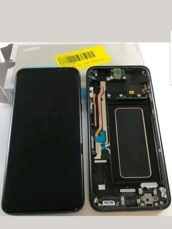 Ecra lcd touchscreen samsung galaxy S8 Plus G955f