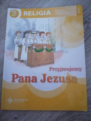 Sprzedam podręcznik do religii klasa 3