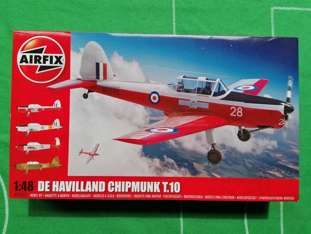 1/48 Airfix AX04105 de Havilland Canada DHC-1 Chipmunk T.10 FAP
