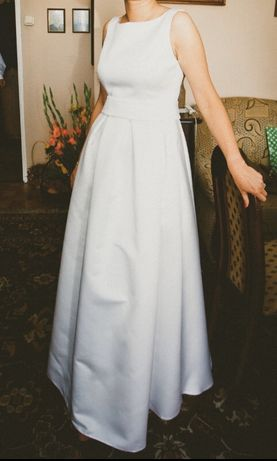 suknia ślubna ivory 36/38+ welon gratis