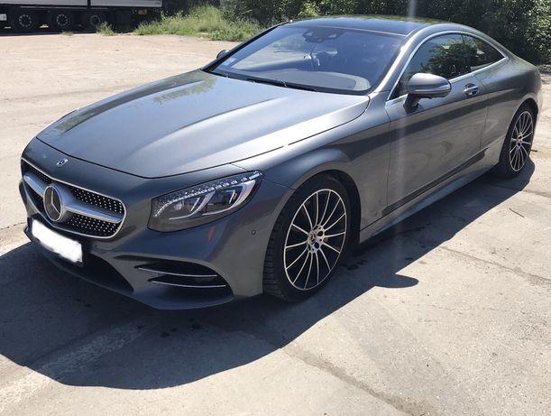Wynajmę Mercedes S560 Wynajem Wypożyczę samochód osobowy