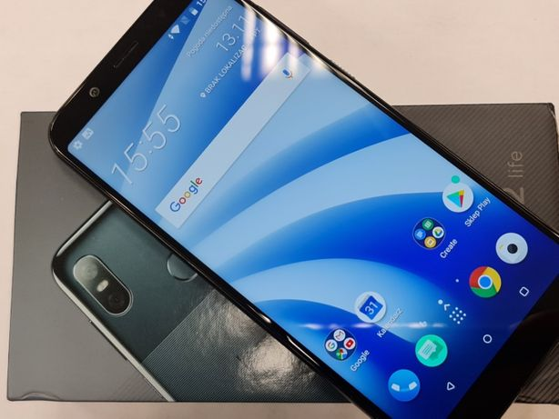 HTC U12 LIFE Dual SIM/ 4GB / 64GB/ 100% sprawny/ Ładny / Gwarancja