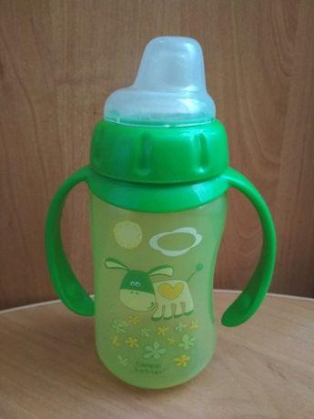 Чашка-поильник/ бутылочка Canpol Babies (Канпол)