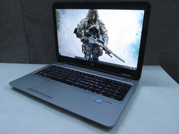 Laptop Gamingowy HP 650 G2 i7 8GB dysk SSD 256GB ATI Radeon R7 M365X