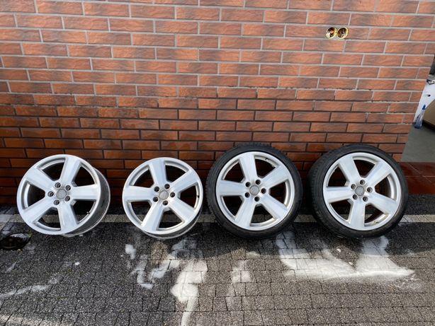 """Felgi Audi 18"""" 5x112 sline 225/40/18"""