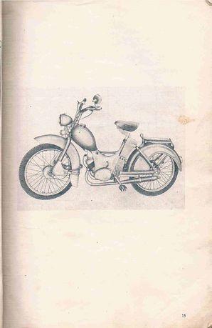 Simson SR1 książka 1964