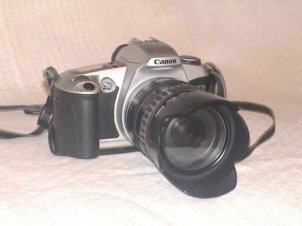 Фотоаппарат плен.Canon EOS 500N ,обьектив Canon EF 28-105 f3.5-4.5 USM