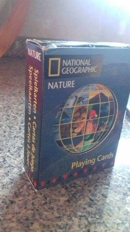 Cartas de jogo National Geographic Nature