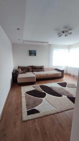 Продається простора 1-км квартира з ремонтом, меблями та технікою