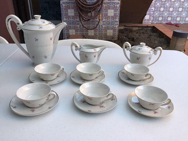 """Serviço de chá  """"SP Portgal - Coimbra"""""""
