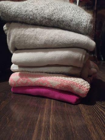 Swetry damskie różnokolorowe