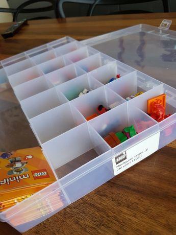 LEGO 71021 Minifigurki figurki seria 18 rocznicowa KOMPLET!