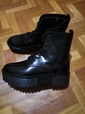 Ботинки bershka деми