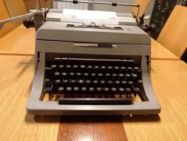 Maquina escrever olivetti