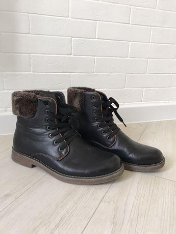 Демисезонные мужские ботинки Arber