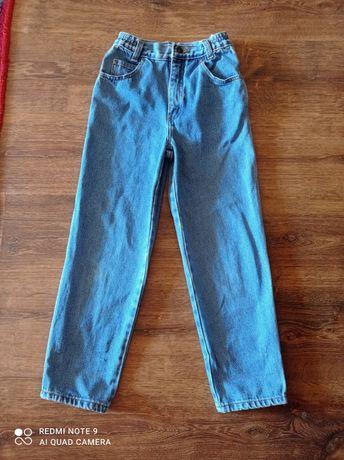 Модные джинсы на высокой талии