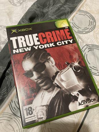True Crime NYC Xbox