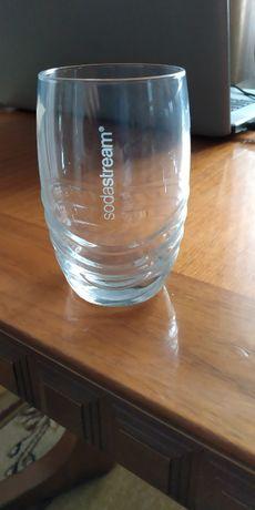 Szklanki SodaStream Crystal do napojów