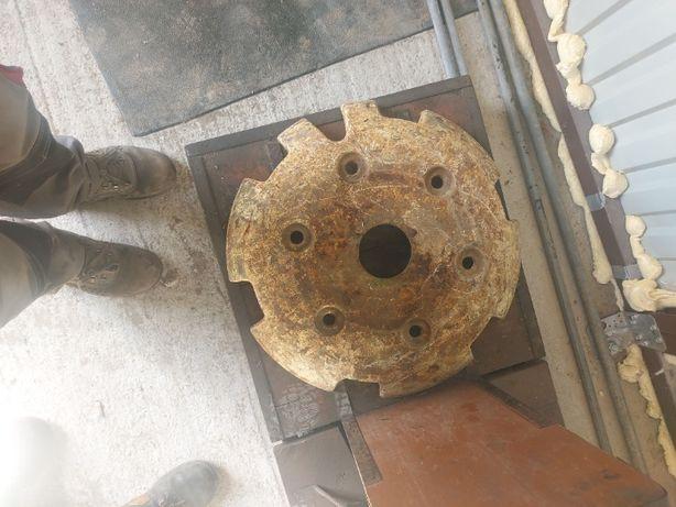URSUS C4011 C355 c 360 obciążnik obciążenie talerz pierścień
