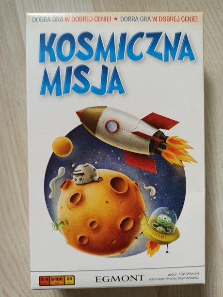 Gra Kosmiczna misja