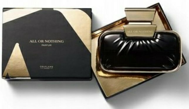 Perfumy All Or Nothing Oriflame!! Nowy!!