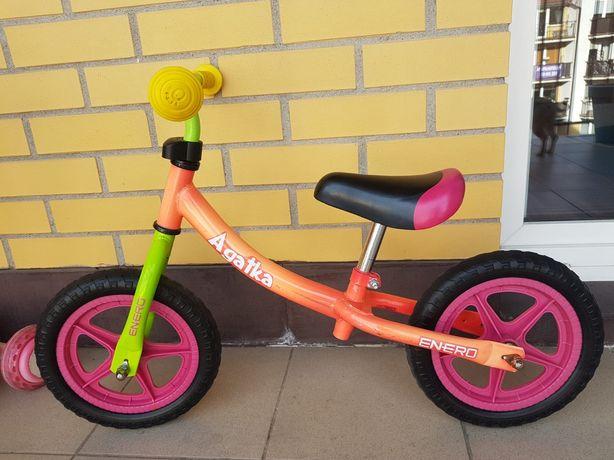 Rowerek biegowy 10 - 12 cali