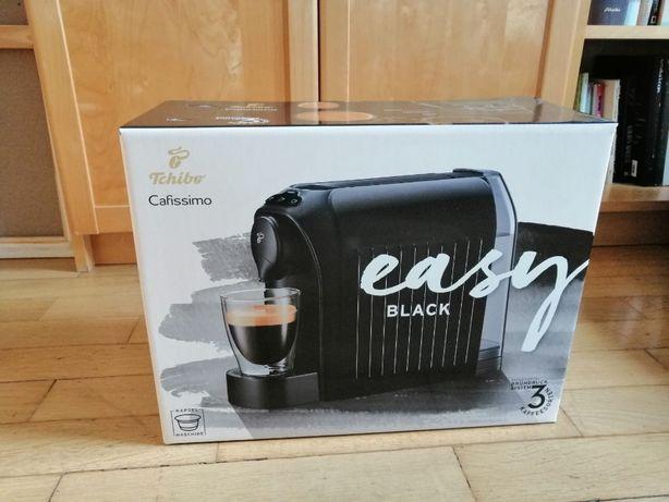Nowy ekspres do kawy Tchibo Cafissimo easy / czarny