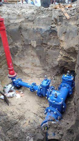 przyłącza kanalizacyjne przyłącza wodociągowe, przyłącza wod-kan sieci