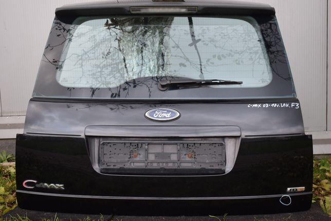 Klapa tylna KOMPLETNA Ford C-max kolor F3