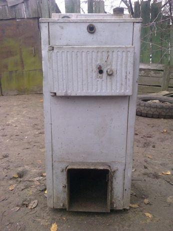 Котел газовый (дрова).