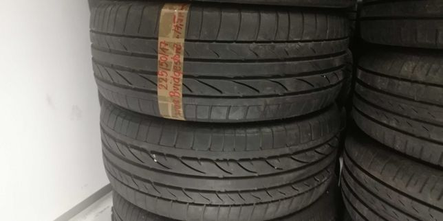225 50 R17 Bridgestone 2szt. 7,5mm z Niemiec NAJTANIEJ lato LUMI