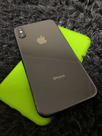 iPhone X 64 gb (Space Gray)
