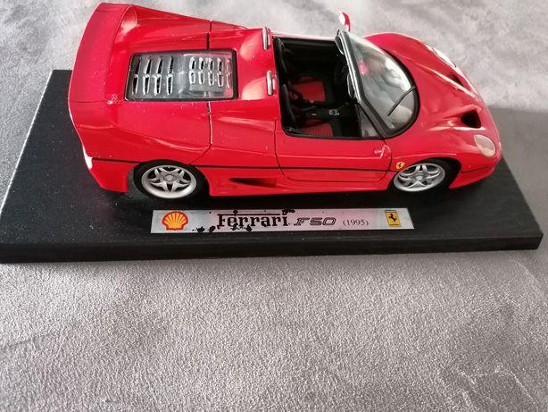 Ferrari F50 descapotável - 1995 - Shell Collezione - Miniatura
