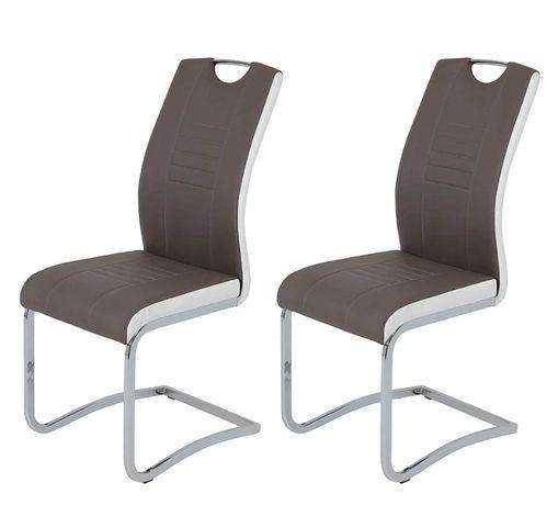 Krzesło tapicerowane do kuchni salonu Truffaldino 2 szt.