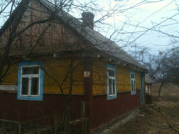 Будинок хата стара хата в селі Дарівка
