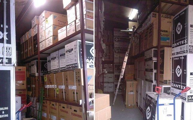 Кондиционер со склада купить в Запорожье по оптовой цене инверторный