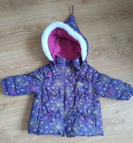 Куртка 80/86 для дівчинки by Guchi зима