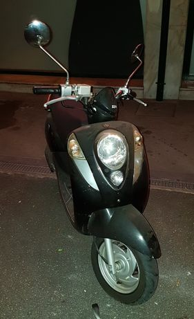 Scooter Sym Mio 4T 50cc