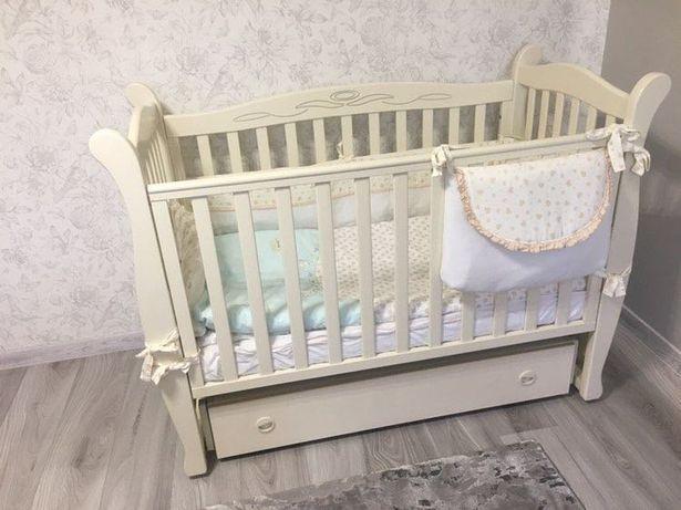 Ліжечко Верес дитяче