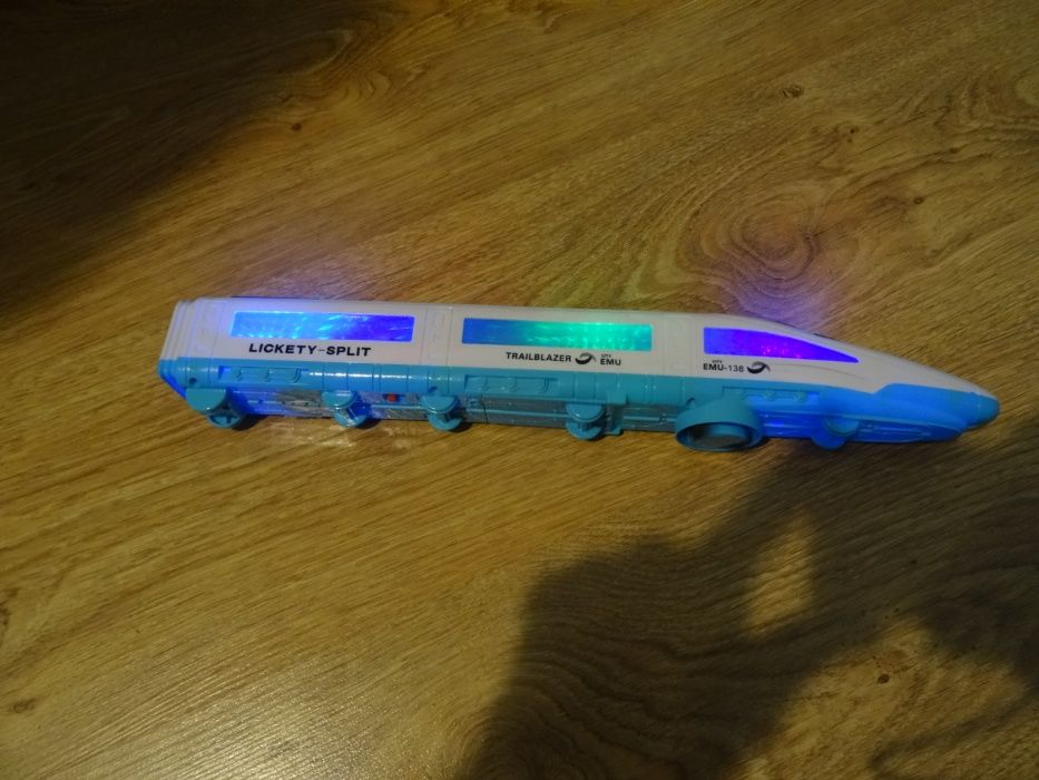 Pociąg na baterię Leszno - image 1